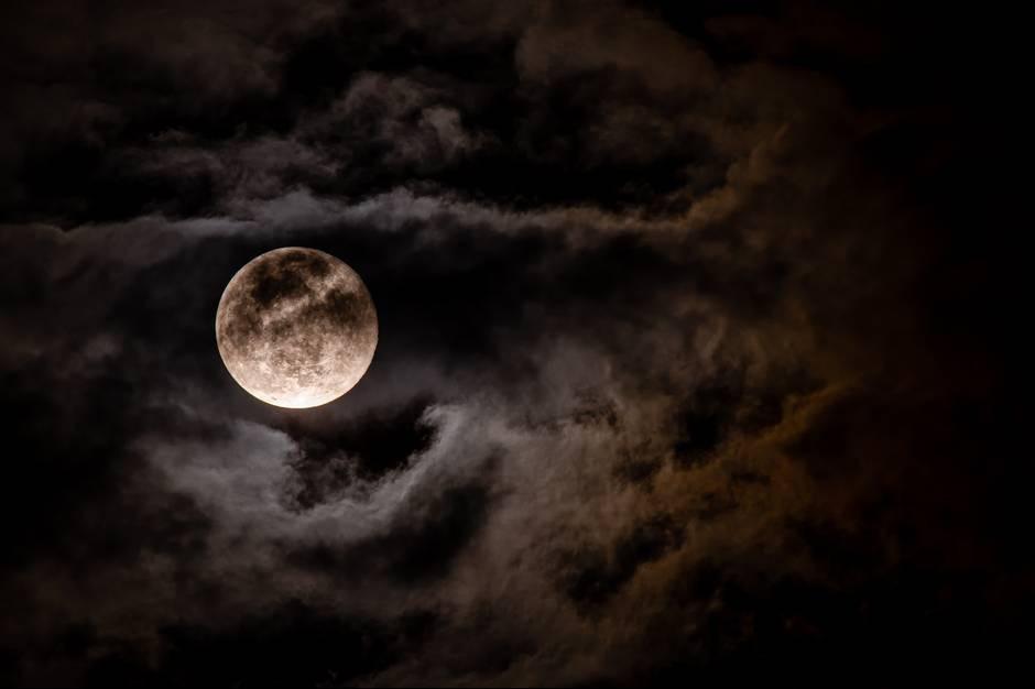 September's Corn Moon | Halloween's Blue Moon
