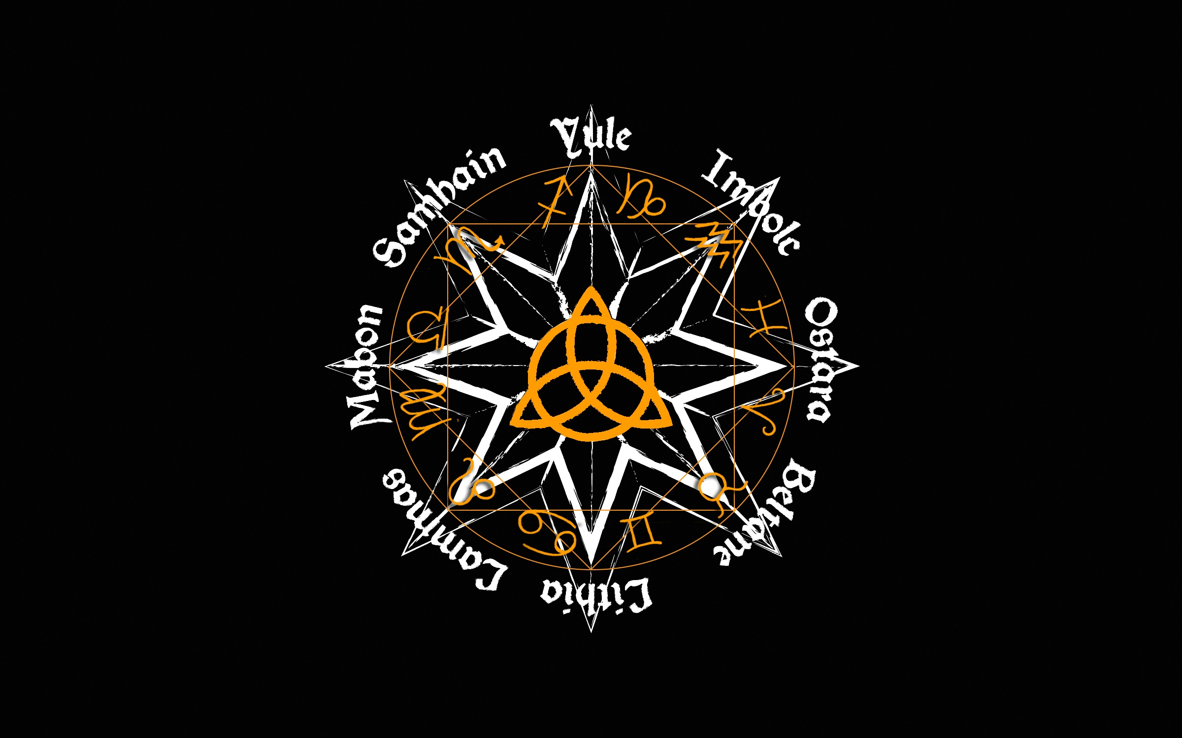 Wheel of the Year | The 8 Sabbats