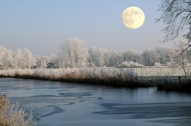 What is a Snow Moon? The February Full Moon's Name & Meaning
