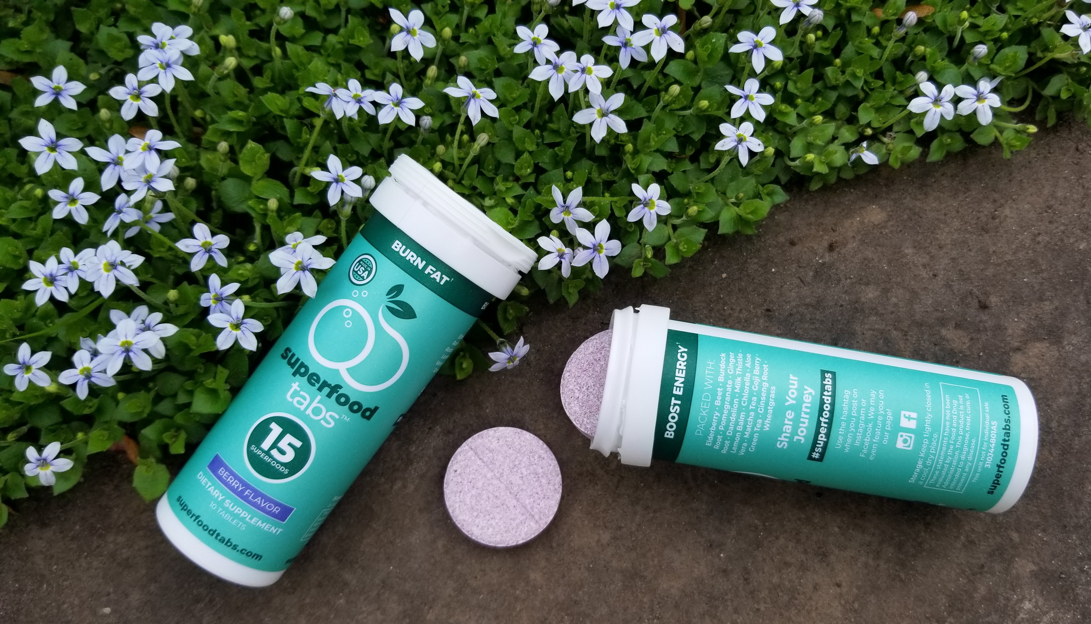 Product Review: Superfood Tabs (Formerly by Skinnytabs)