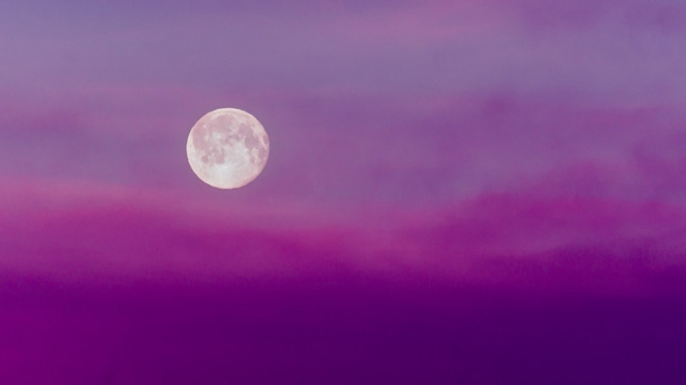 What is a Pink Moon? The April Full Moon's Name & Meaning